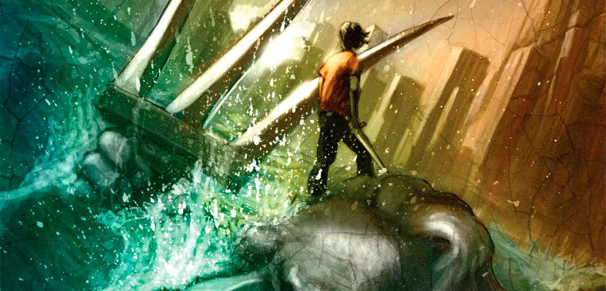 Críticas creativas: Percy Jackson