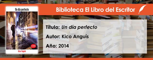 Biblioteca de El Libro del Escritor: Un día perfecto