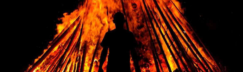 Inventízate de marzo Participa en la prueba de marzo de nuestra liga de microrrelatos: estoy en llamas