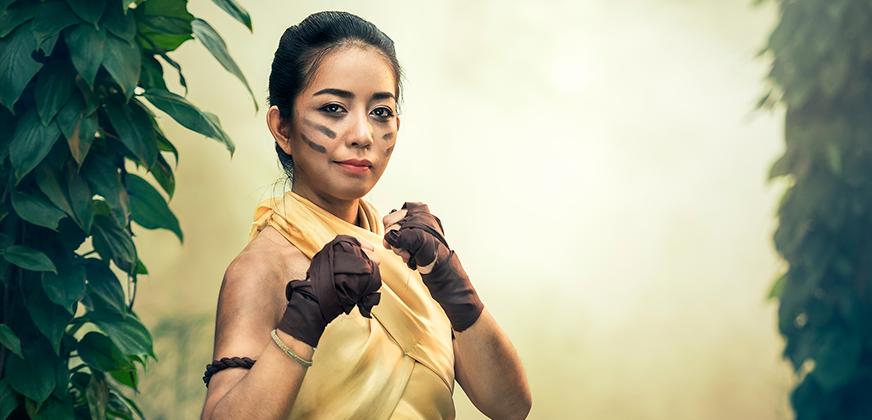Cómo crear una guerrera